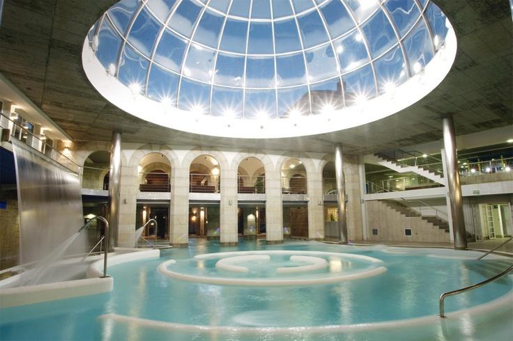 Balneario de Mondariz, una de relax