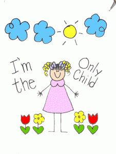 """Hard part of parenting an only child: Answering the """"just one?"""" question.  Here's my Chicago Now blog about being the mom of one."""