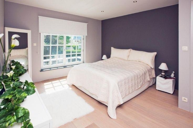 Les couleurs chambre parents id ales pour repeindre les for Rideau chambre parents
