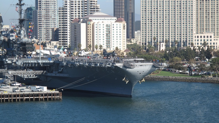 Pin by 7 Seas Vacations on USS Midway - Honor the Legend ...