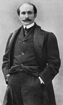 (1 April 1868 – 2 December 1918) was a French poet and dramatist. He is associated with neo-romanticism, and is best known for his play Cyrano de Bergerac.