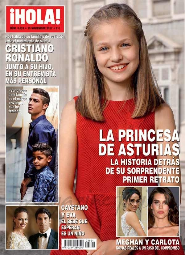 El Kiosko Rosa… 8 de noviembre de 2017: revista hola