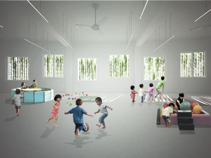 Gallery of In Progress: Farming Kindergarten / Vo Trong Nghia Architects - 4