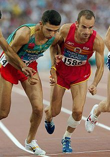 Hicham El Guerrouj - Wikipedia, the free encyclopedia.  Current Fastest Time. 3:43:13  http://en.wikipedia.org/wiki/Hicham_El_Guerrouj
