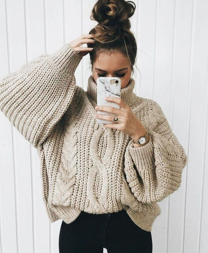 19 Schicke Pullover Outfit Ideen | Pullover outfit, Outfit