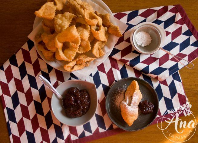 It is carnival season so it is donut season. Here are the clanking donuts. Itt a farsangi szezon. Szóval jöjjön a csöröge fánk.