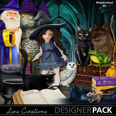 Wizard school http://www.mymemories.com/store/display_product_page?id=LINS-CP-1603-102275&R=Lins_Creations