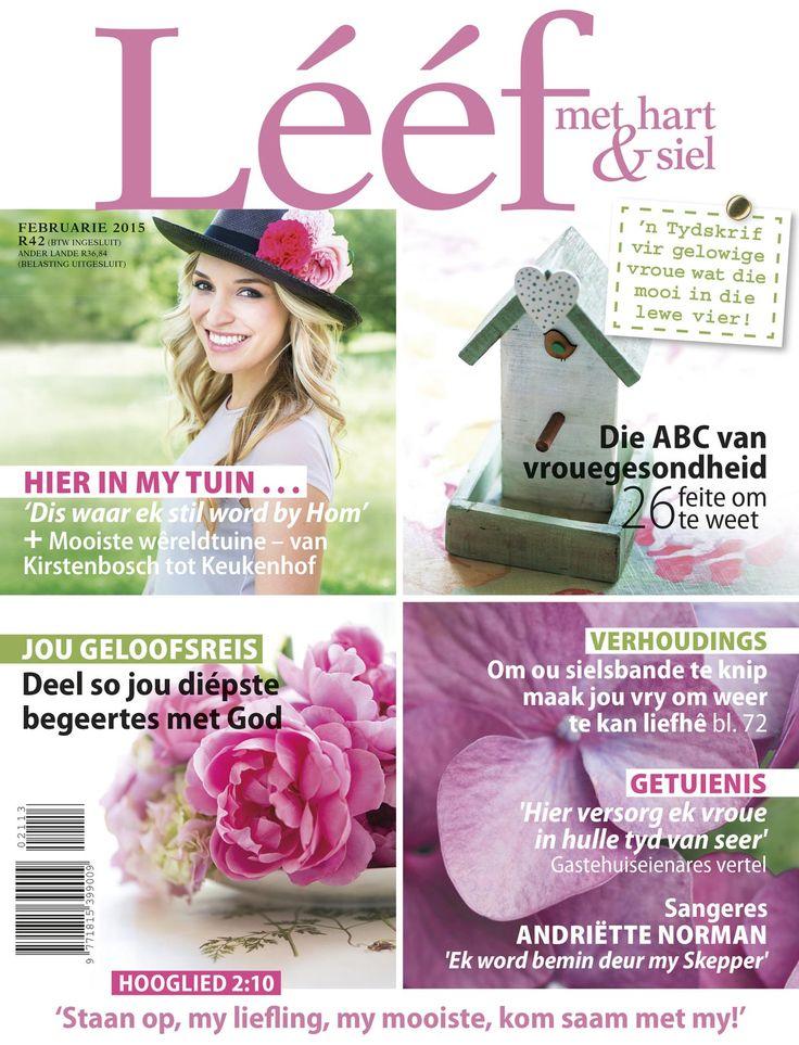 Februarie '15 LEEF voorblad   www.leef.co.za
