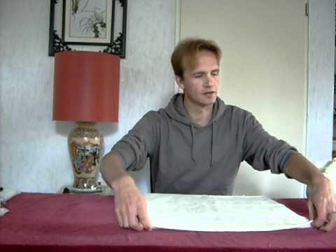 How to fold a towel animal - Schoonmaaktips - Handdoeken vouwen Varken p...