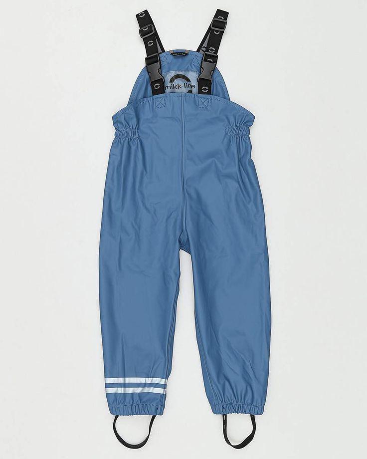 Mikk-Line Baby Rain Trousers