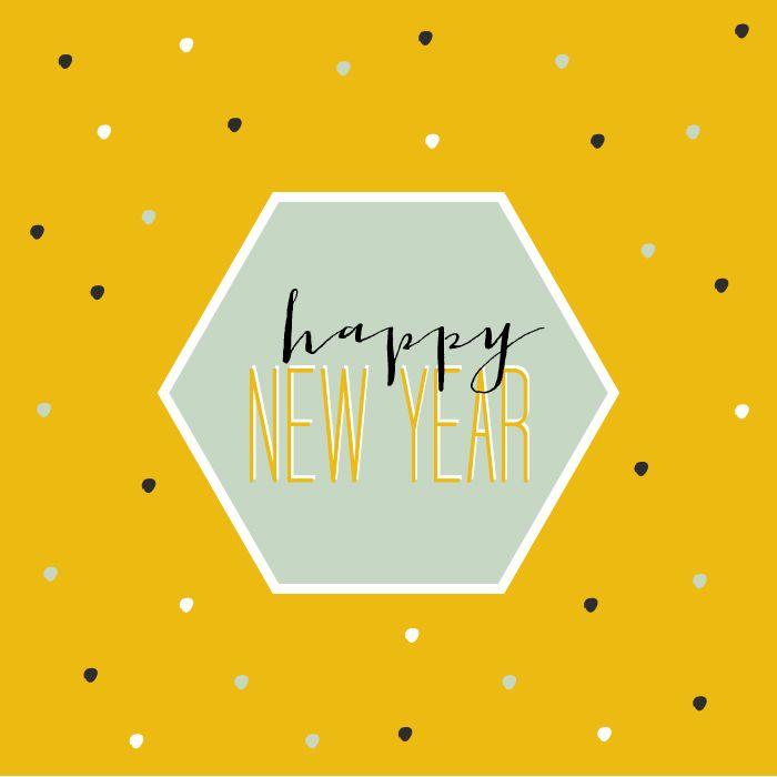 Happy New Year   OCHER