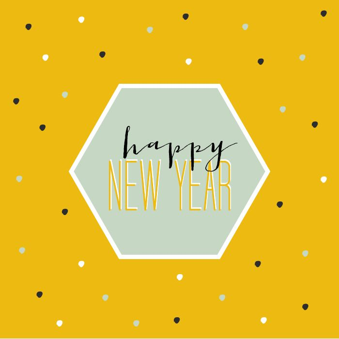 Happy New Year | OCHER