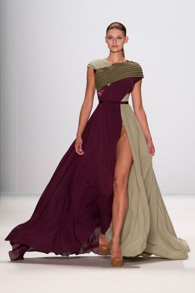 OMG!! I want this now! stephan pelger, romanian fashion designer