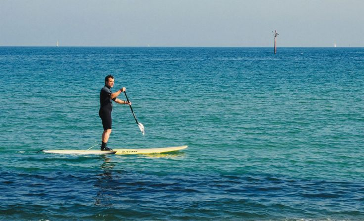 Медитативно :) #барселона #испания #barcelona #spain #travel #vscorussia #beach #sea