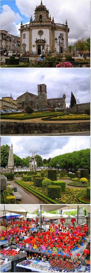 Municípios de Portugal Barcelos - Distrito de Braga Mais Portugal - Google+