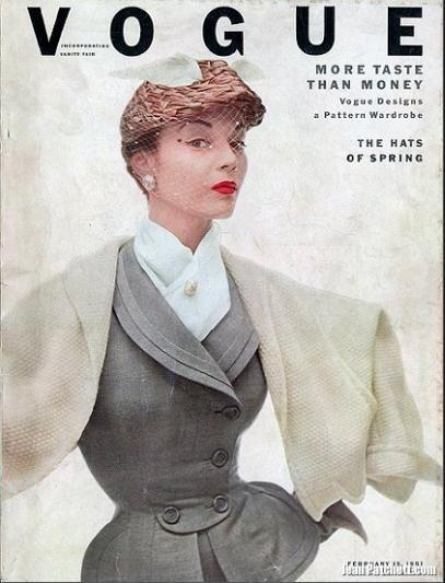 Vogue Cover. @Deidré Wallace