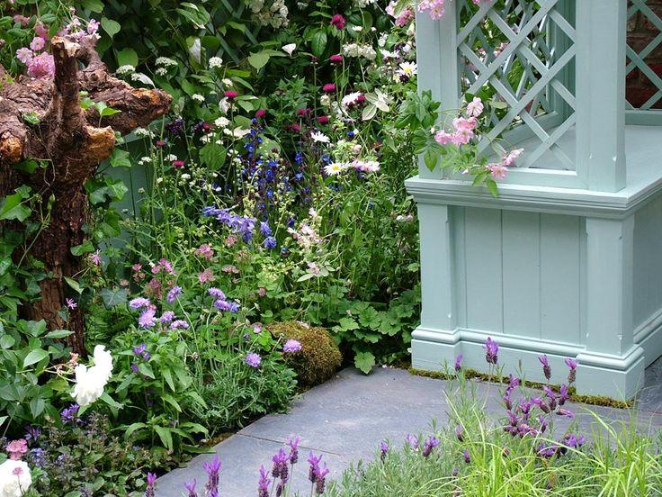 chelsea garden show idea english country - English Country Garden Design