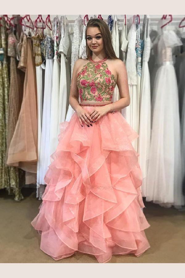 Appliques Prom Dress  AppliquesPromDress 583820a3f