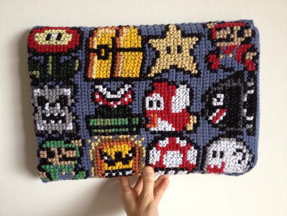 Check out this item in my Etsy shop https://www.etsy.com/listing/199218709/super-mario-bros-laptopmacbookipadtablet