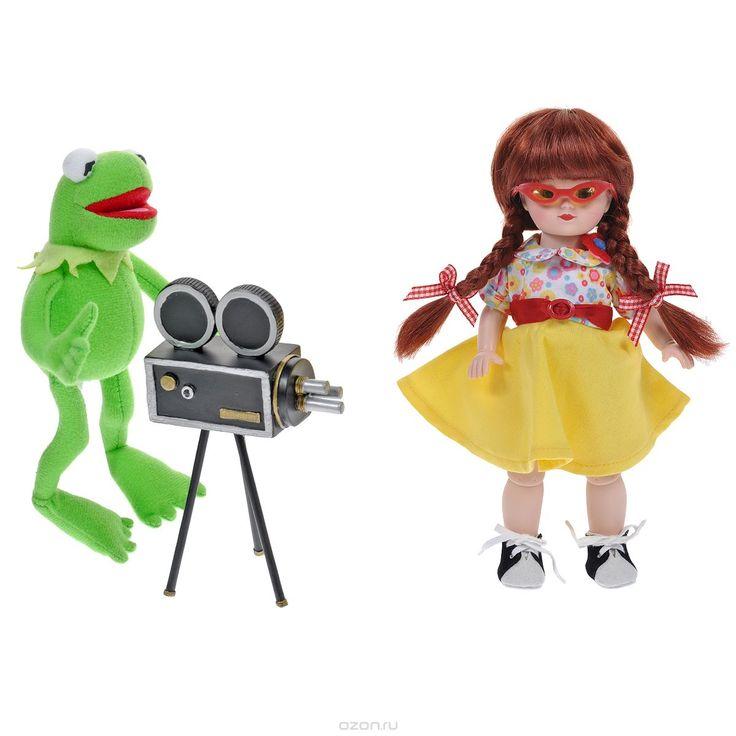 Madame Alexander Игровой набор с куклой Мегги и Кермит в Голливуде