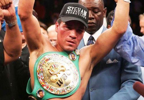 Detienen a excampeón mundial de boxeo por abusar sexualmente de...