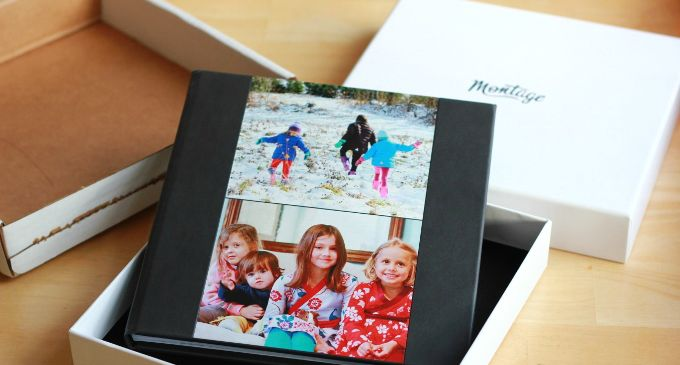 Montage Books offers a quicker way to make a photo book online with its new upload and shuffle system.