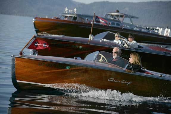 Own a Chris Craft. Or Hacker.. Or GarWood. I'm not picky.