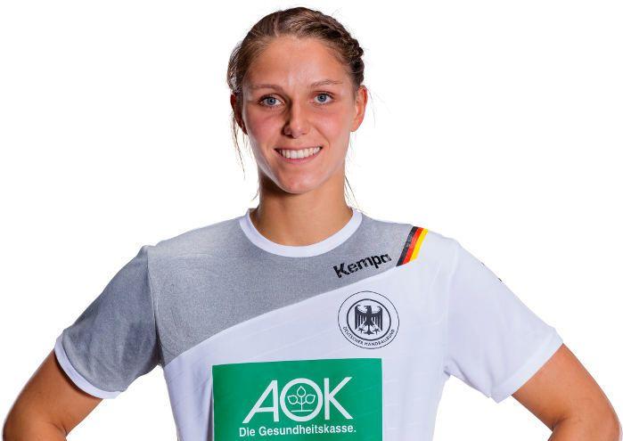 Handball WM 2017 Deutschland: Xenia Smits im Video-Interview mit SPORT4FINAL-Redakteur Frank Zepp vor dem zweiten Gruppenspiel der Ladies Nationalmannschaft bei der Weltmeisterschaft gegen Südkorea.