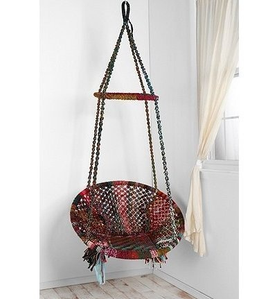 swing chairDecor, Urbanoutfitters, Urban Outfitters, Swing Chairs, Swings Chairs, Hanging Chairs, House, Marrakech Swings, Room