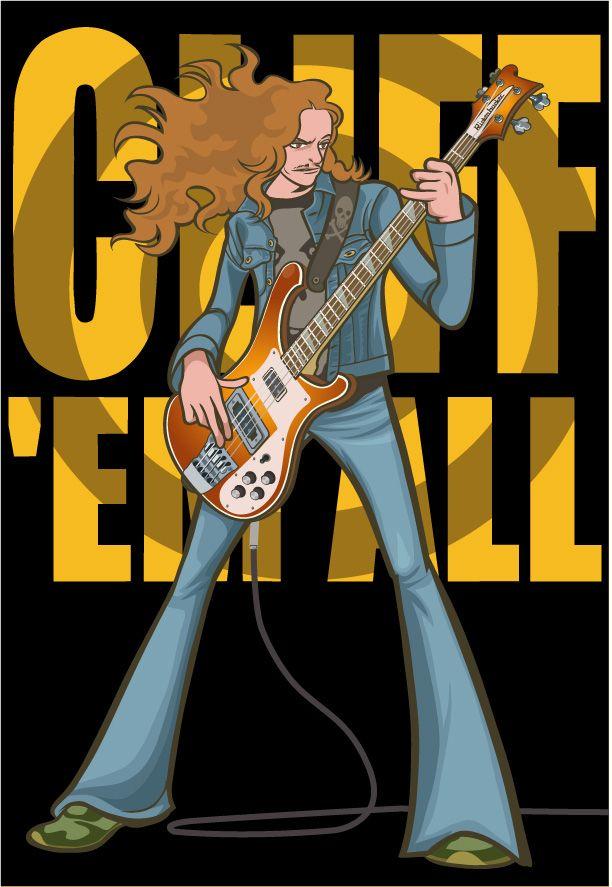 ~Metallica~~Cliff Burton~