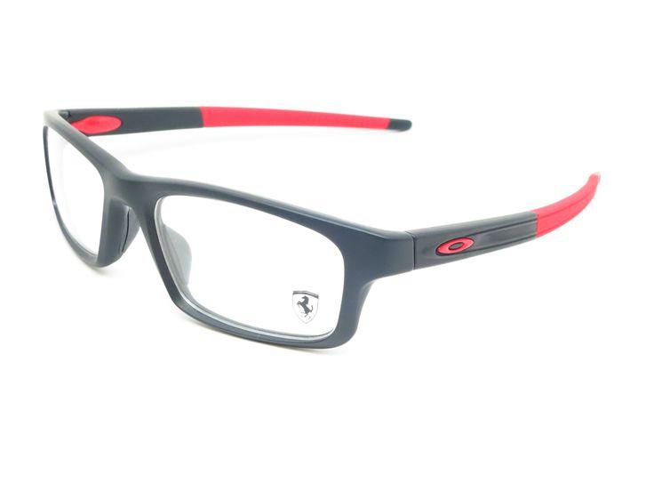 Oakley Crosslink OX8037-1552 Satin Black Eyeglasses