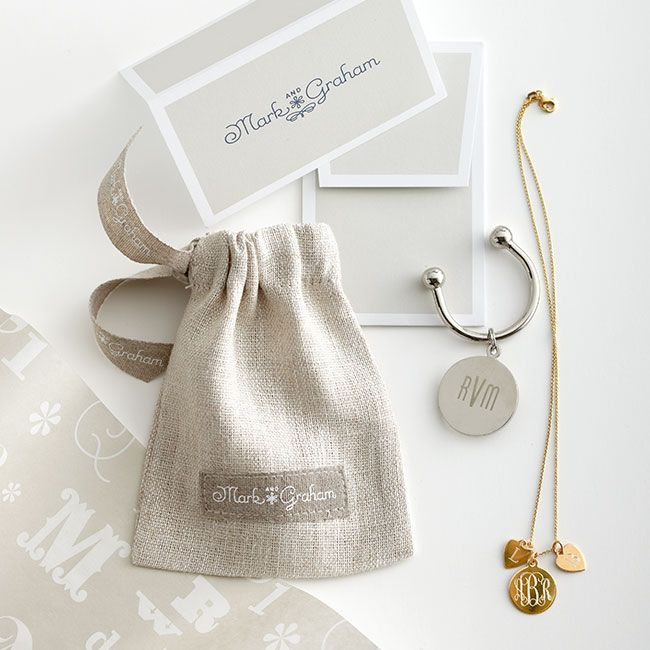 Williams-Sonoma: Mark and Graham Jewelry Packaging #morladesign #branding #identity