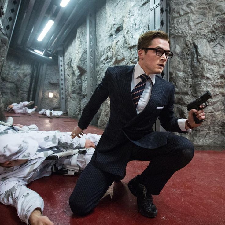 Kingsman: The Secret Service. Matthew Vaughn 2015. Just Brilliant. It was James Bond meets Kick-Ass and I loved every minute of it.