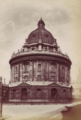 Radcliffe Camera by Henry Taunt