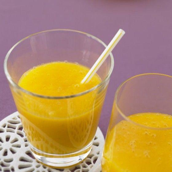 Ananas-Mango-Smoothie