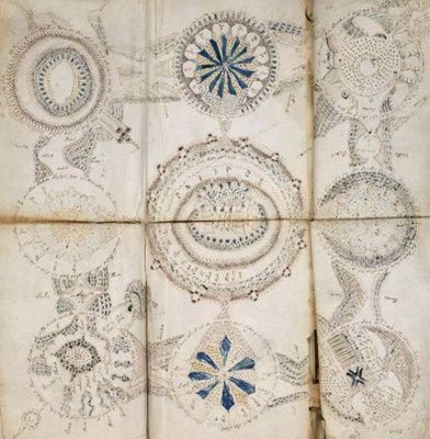 The Voynich Manuscript is a medieval document written in an unknown script and in an unknown language. For over one hundred years people have tried to break the code to no avail. The overall impression given by the surviving leaves of the manuscript suggests that it was meant to serve as a phar