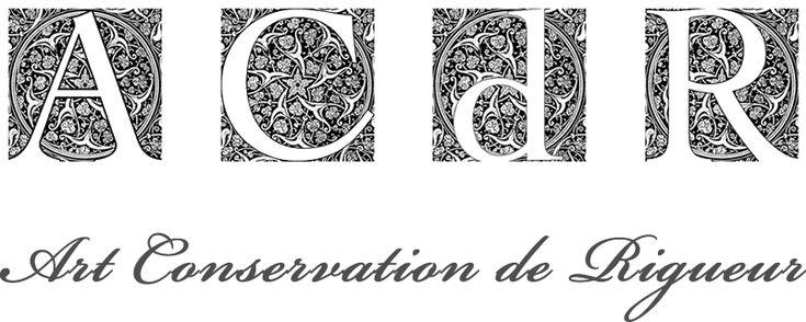 Art Conservation de Rigueur: 17th c. English Stewart