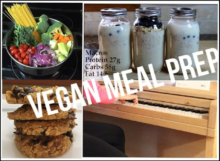 High Protein Vegan Bodybuilding Meal Prep | Operation Vegan & Fit Ep. 10 www.HollyBrownFit.com