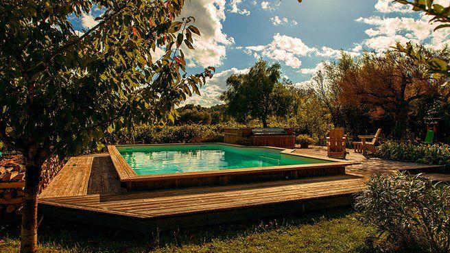 J 39 aime cette photo sur et vous belle photos - Belle piscine hors sol ...