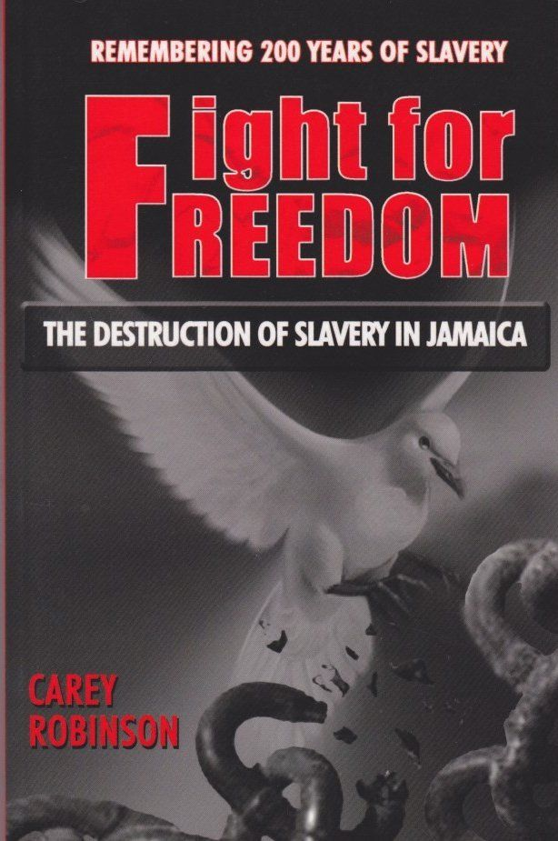 Reggae Land Muzik Store - Fight For Freedom : The Destruction Of Slavery In Jamaica - Book, $19.98 (http://www.reggaelandmuzik.com/fight-for-freedom-the-destruction-of-slavery-in-jamaica-book/)
