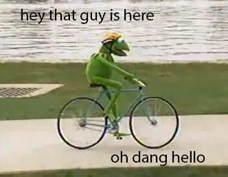 this is dat boi's papa