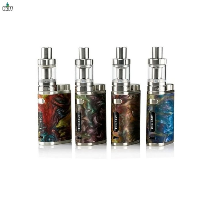 Стартовый набор <b>Eleaf iStick Pico</b> RESIN 75W TC (<b>Original</b>) | Эль ...
