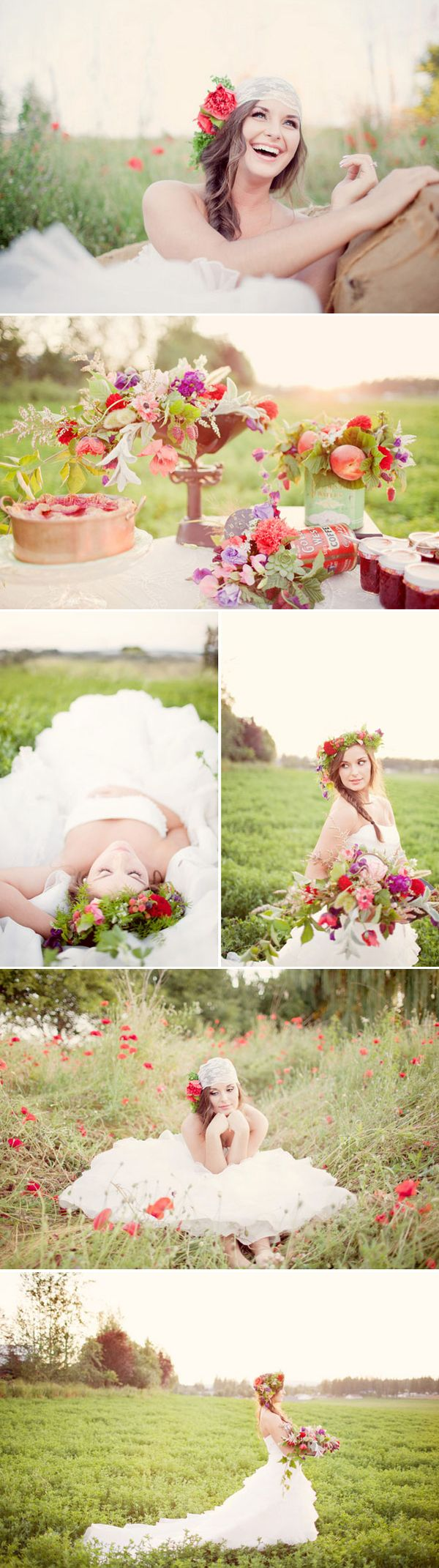Creative Valentineu0027s Day Styled Engagement Sessions Wedding