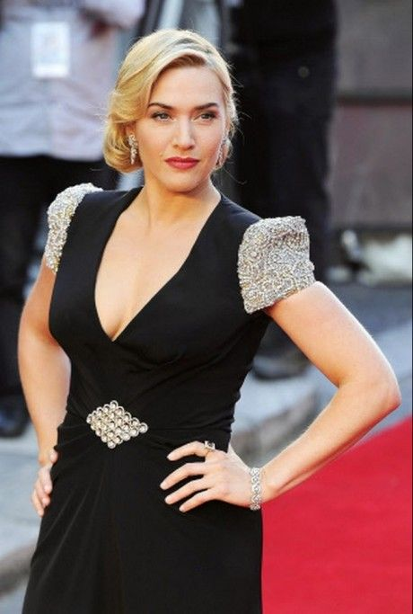 pear shaped women | Pear-shaped women like Kate Winslet happier