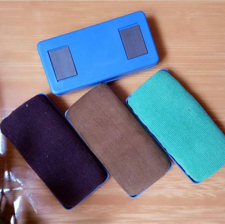 Magnetische Whiteboard Gummen Droge Wissen Marker Wit Board Cleaner Doekjes Met School Kantoorbenodigdheden Briefpapier