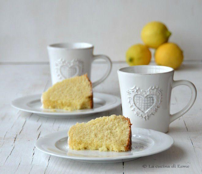 il dolce di Amalfi, ricetta di Salvatore De Riso - lemon cake