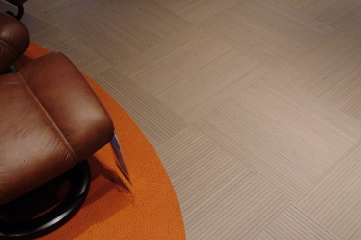 Parquet Bamboo Caramel White con supporto in lattice. #pavimenti in #parquet #bamboo #flooring #interiors #design