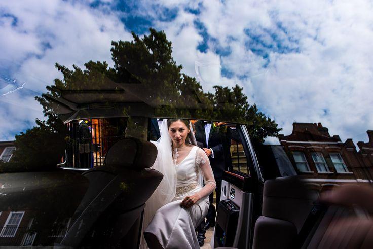 Montcalm Hotel London Wedding | Louise and Stuart - London Wedding Photographer