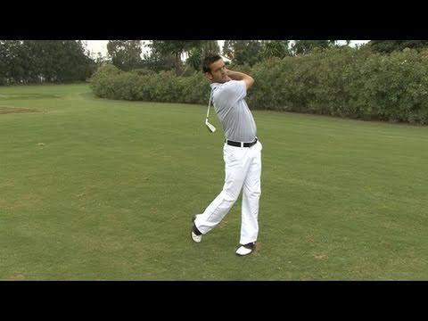 How To Swing Instead Of Hit. involves Breathing Technique to make the muscle relax