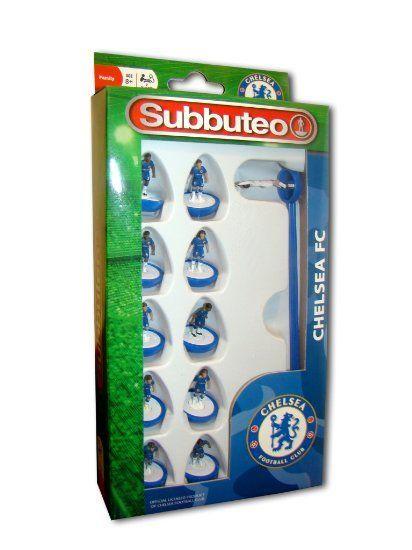 Paul Lamond Subbuteo Chelsea Team Set